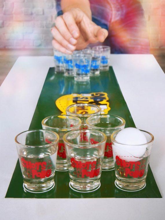 Shot Pong Drankspel