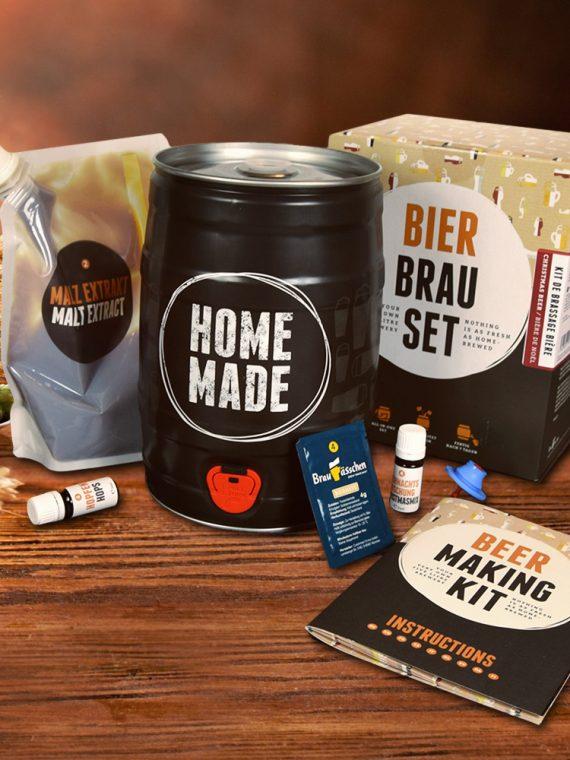 Brew Barrel Bierbrouwpakket – Lager