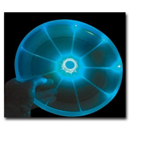 Flash Light Frisbee
