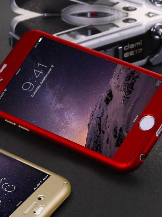iPhone 360 Skin – iPhone 5 – Zilver
