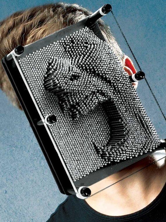 Pin Art XL – Zwart
